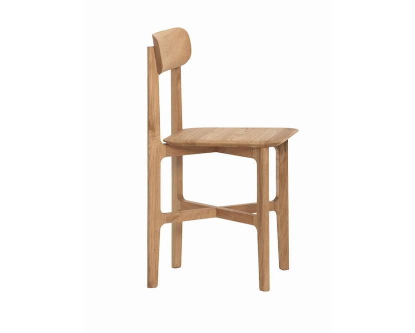 Zeitraum - 1.3 Stuhl - Eiche - 1