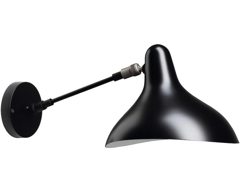 DCW éditions - MANTIS BS5 wandlamp - zwart - zonder schakelaar - 1
