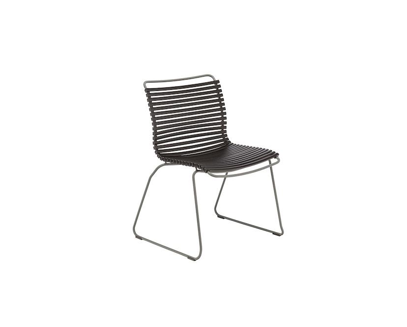 Houe - Click Dining stoel - zwart - 1