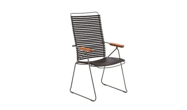 Houe - Click Position Stuhl - schwarz - 1