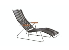 Houe - Chaise longue Click Sunlounger - 4