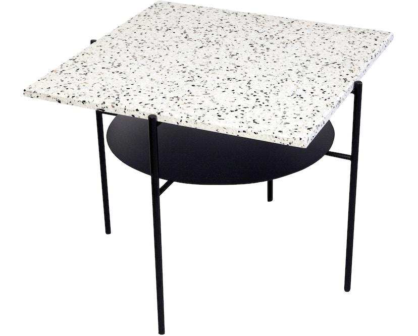 OK Design - Confetti Kaffeetisch - Black + Black n White - 1