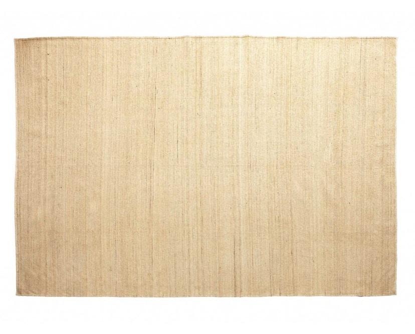 Nanimarquina - Nomad Teppich - natur - 170 x 240 cm - 1