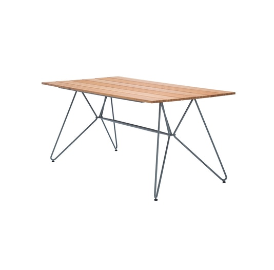 Houe - Table Sketch Outdoor - Bambou - 4