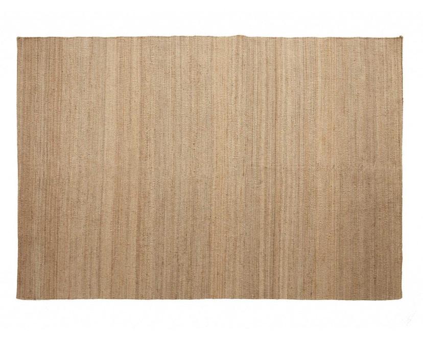 Nanimarquina - Vegetal Teppich - natur - 170 x 240 cm - 1