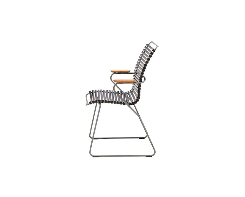 Houe - Click Dining Armlehnstuhl mit hoher Lehne - 2