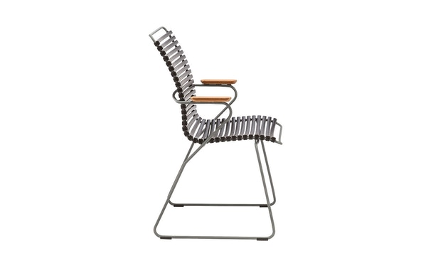 Houe - Click Dining Armlehnstuhl mit hoher Lehne - 4
