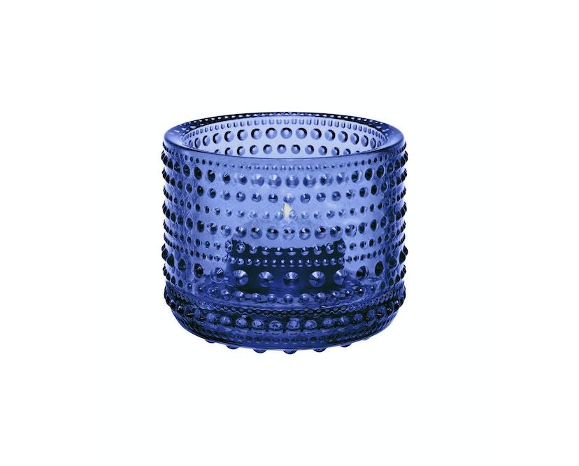Iittala - Kastehelmi Votive Windlicht - regenblau - 1