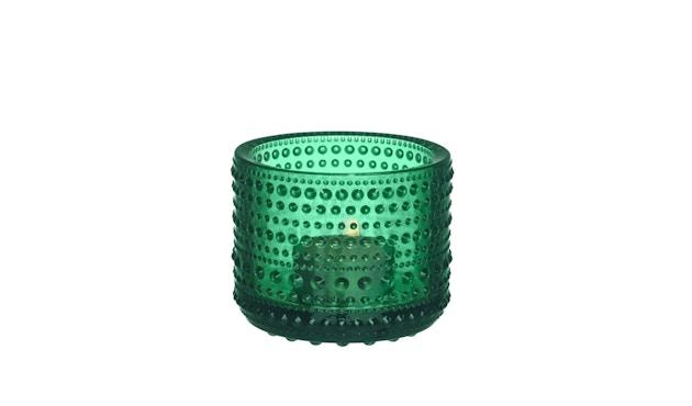 Iittala - Kastehelmi Votive Windlicht - emerald - 1