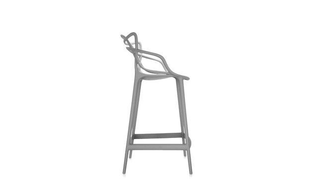 Kartell - Masters stool - L - grijs - 2