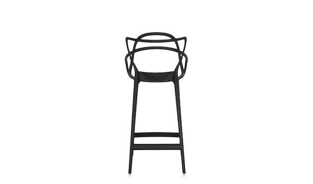 Kartell - Masters stool - S  schwarz - 3
