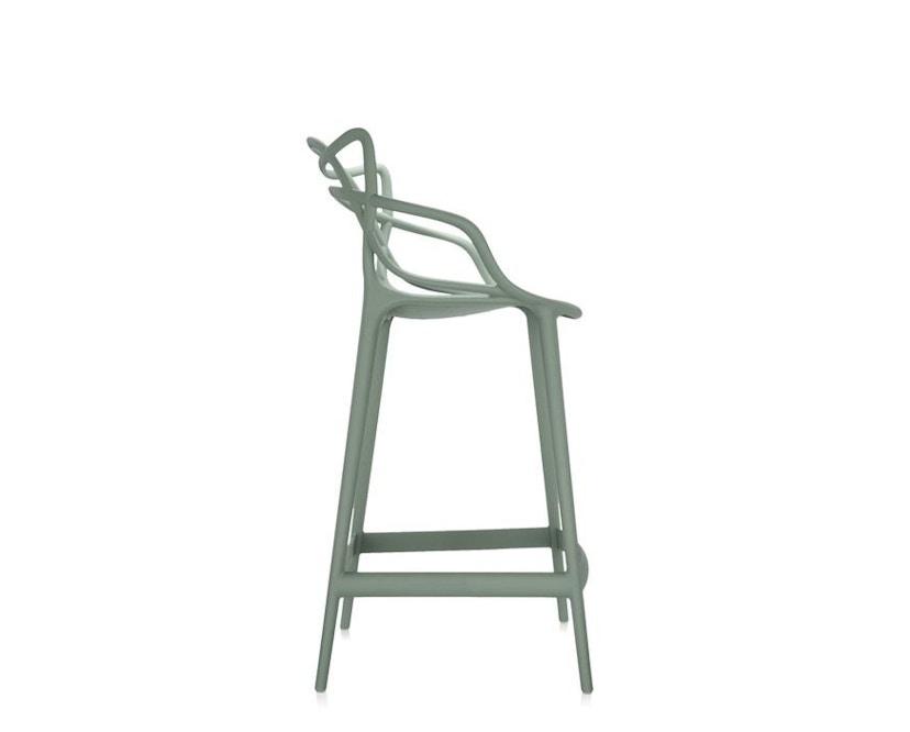 Kartell - Masters stool - L salbeigrün - 4