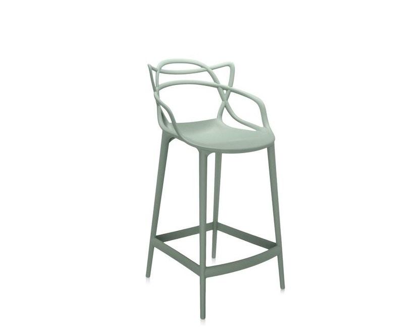 Kartell - Masters stool - L salbeigrün - 6