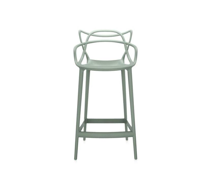 Kartell - Masters stool - L salbeigrün - 2