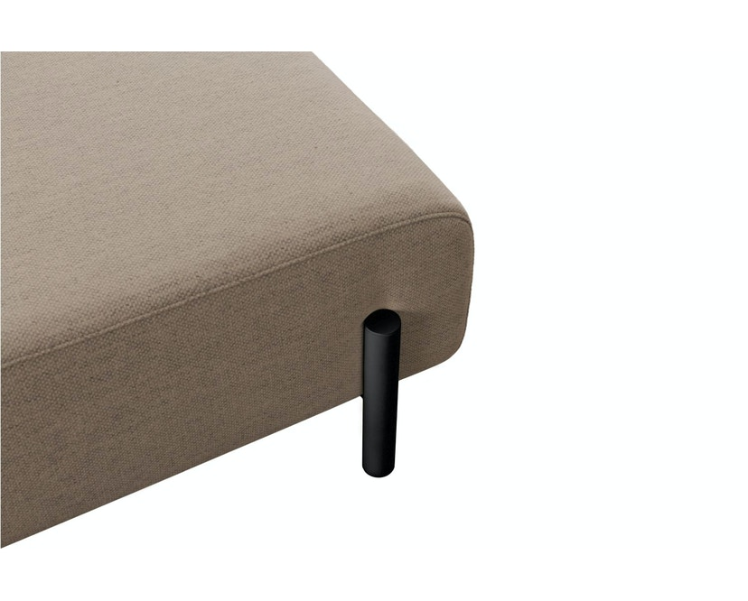 Palo Sofa - 2 Sitzer mit Armlehne - beige_Hem_Hem Design Studio