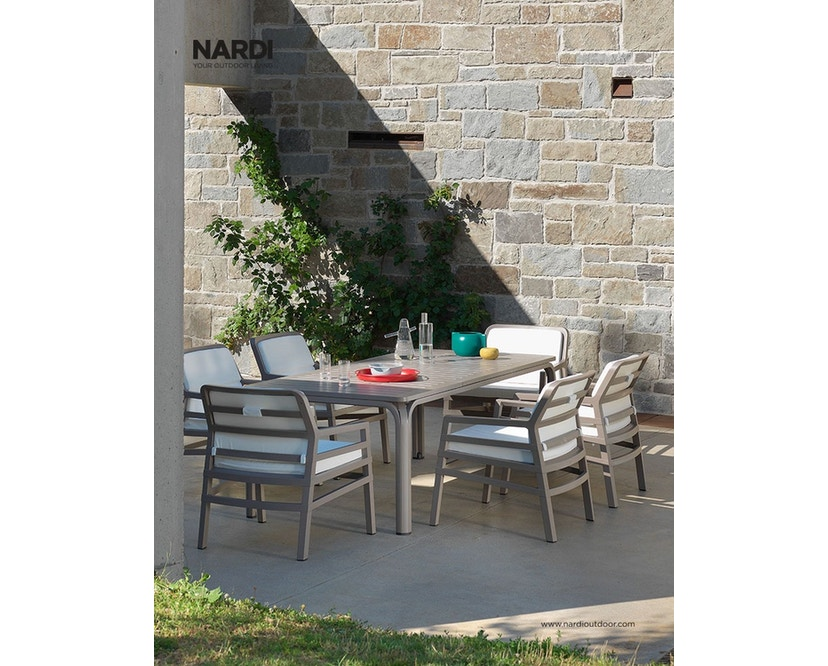 Nardi - Aria Fit Outdoor Lounge Stuhl - 4