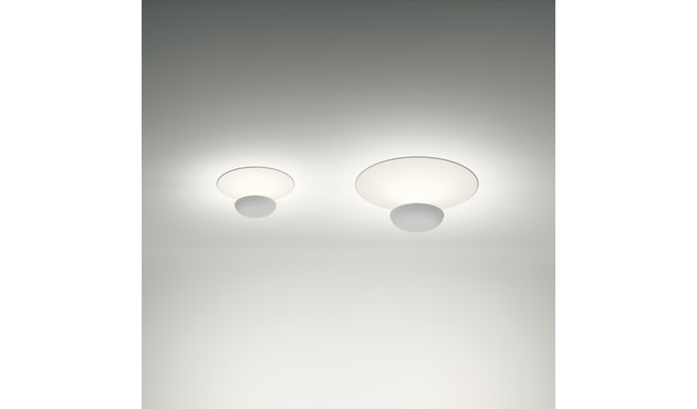 Vibia - Funnel Decken/Wandleuchte - ø22 cm - weiß - 2