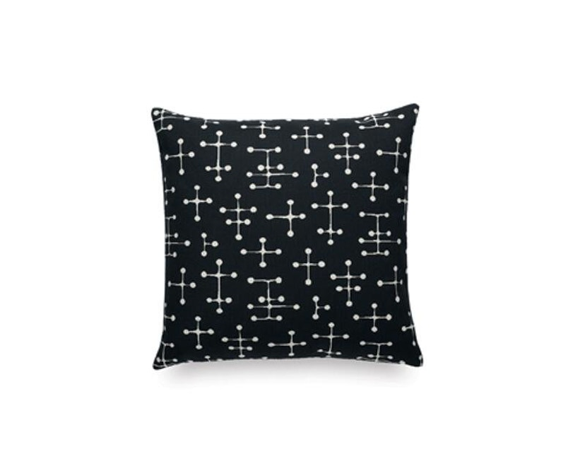 Vitra - Maharam Kissen Small Dot Pattern Document - hell - 1