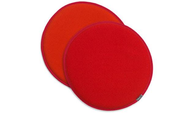 Vitra - Sitzkissen Seat Dots Update - rot/poppy red - orange - 1
