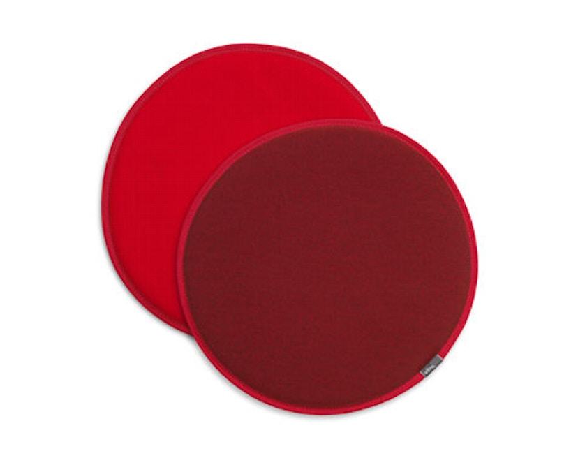Vitra - Sitzkissen Seat Dots Update - rot/coconut - poppy red - 1
