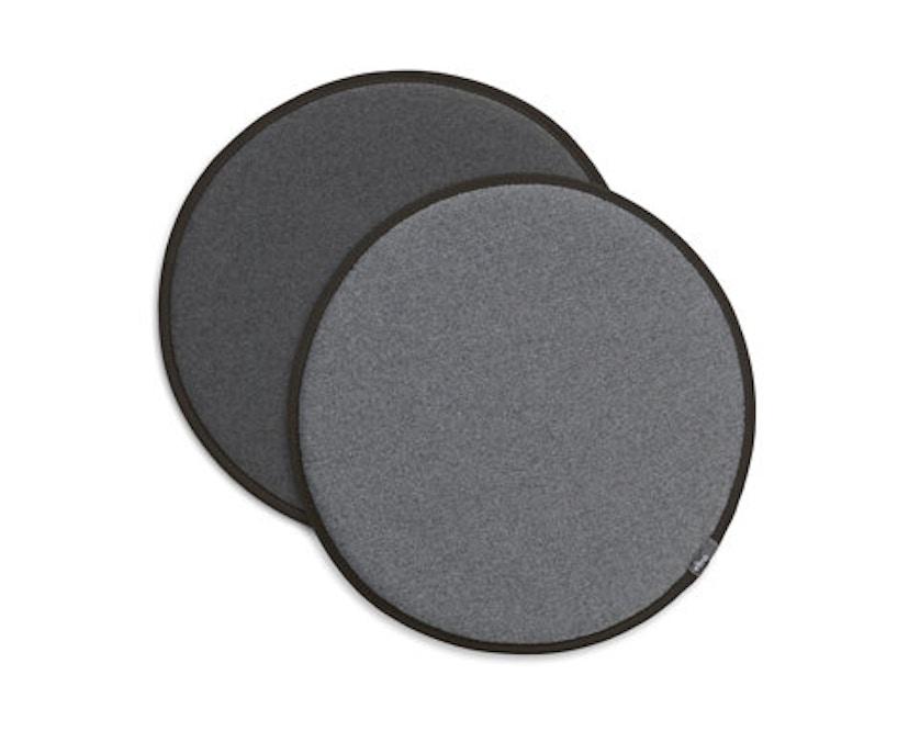 Vitra - Zitkussen Seat Dots Update - nero/crèmewit - sierragrijs/nero - 1