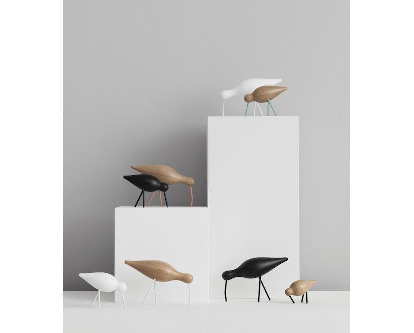 Normann Copenhagen - Shorebird - weiß/weiß - M - 4