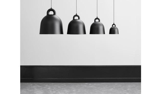 Normann Copenhagen - Bell Leuchte - XS - schwarz - 9