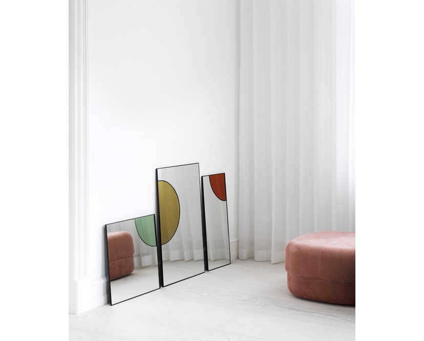 Tivoli - Mirage Spiegel - Gold - 2