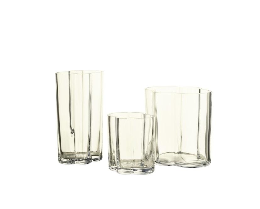 Tivoli - Window Vase - Medium - Pale Yellow - 1