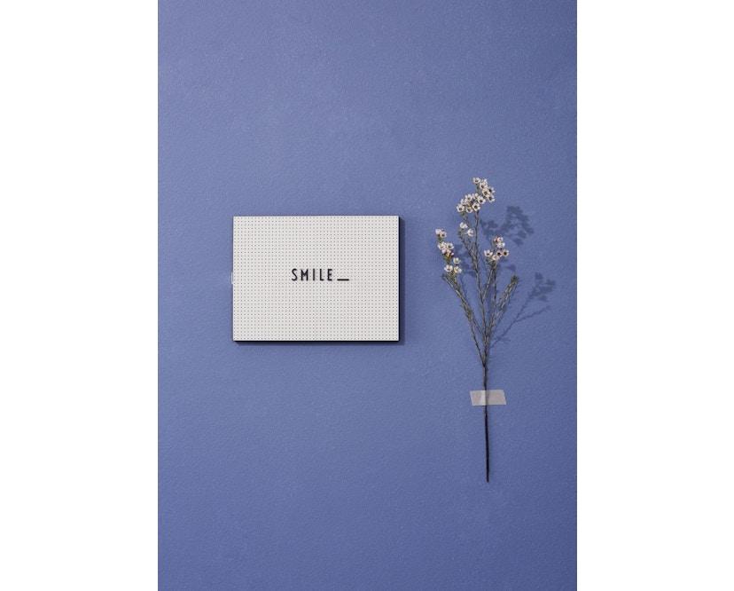 DESIGN LETTERS - Message bord - 3