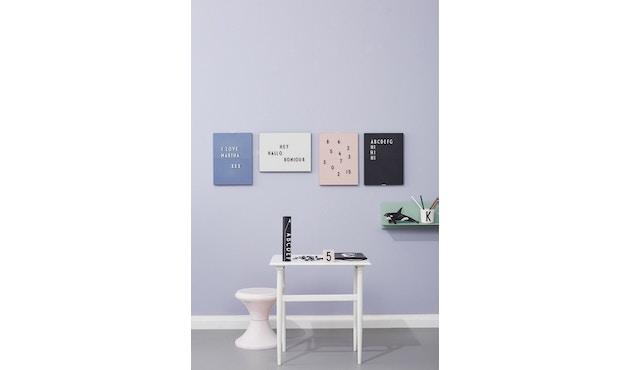 DESIGN LETTERS - Message bord - 4