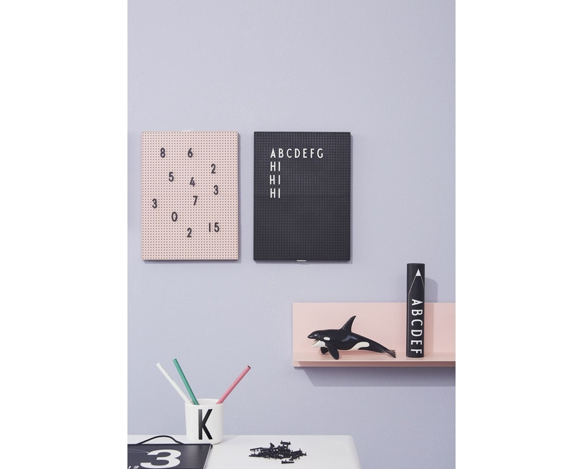 DESIGN LETTERS - Message bord - 5