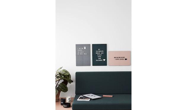 DESIGN LETTERS - Message bord - 9