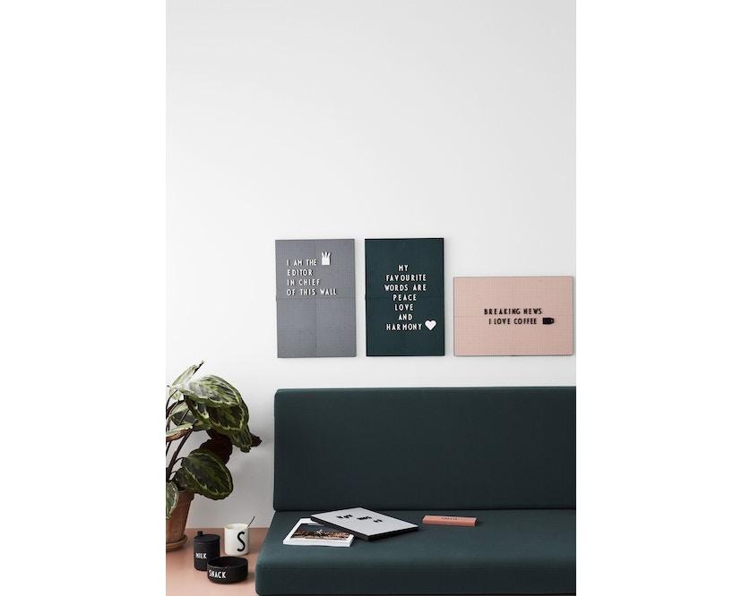 DESIGN LETTERS - Message Tafel - 9