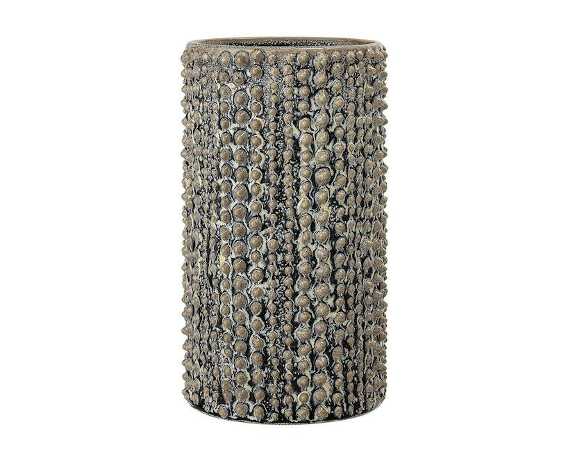 Bloomingville - Vase - Steinzeug - grün - 0