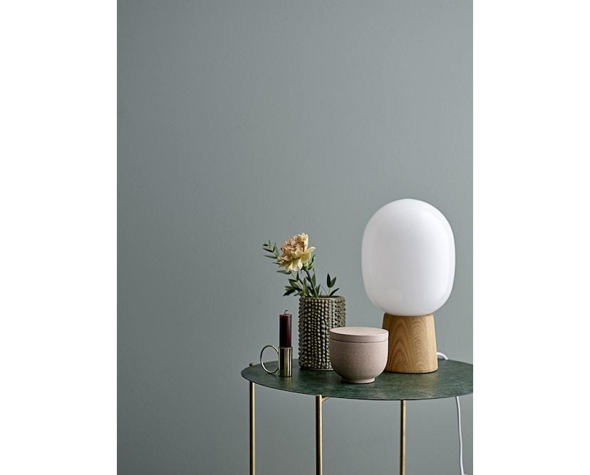 Bloomingville - Vase - Steinzeug - grün - 1