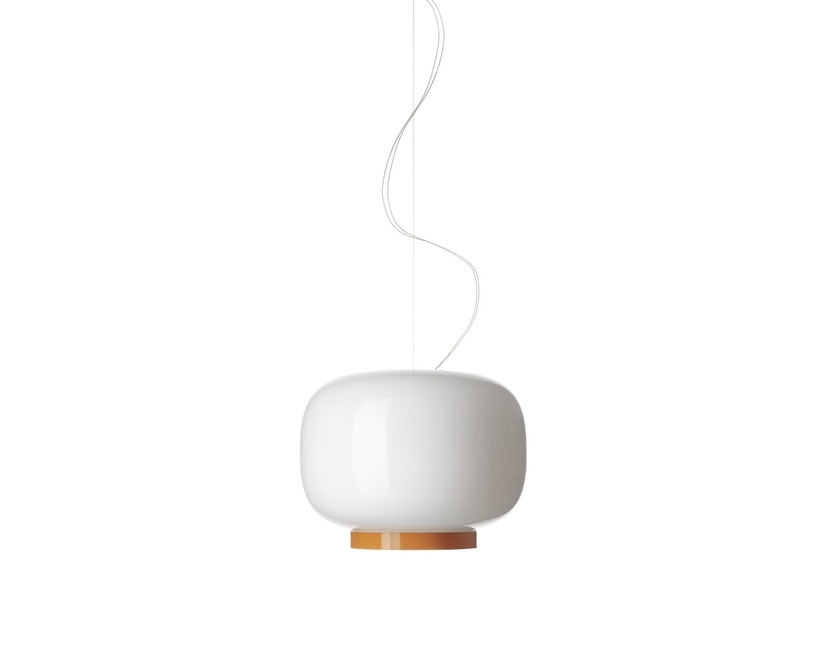 Foscarini - Chouchin 1 Hängeleuchte E27 Retrof.Rev.Orange H.2M - 1