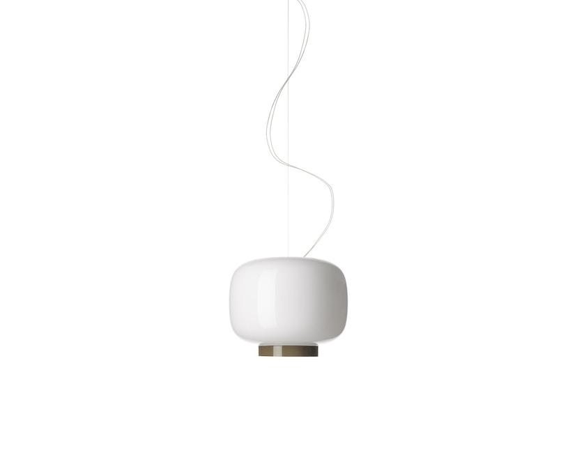 Foscarini - Chouchin 3 reverse Hanglamp - Lichtstof - niet dimbaar - 1