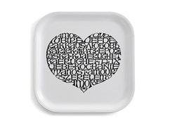 Vitra - Classic Tray International Love Heart - 1