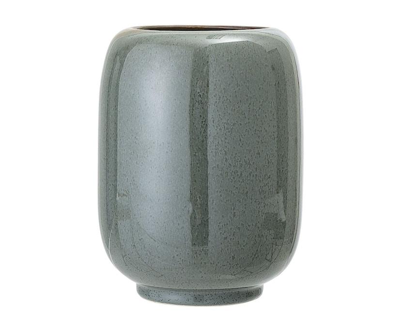 Bloomingville - Vase, Grün, Steinzeug - 0