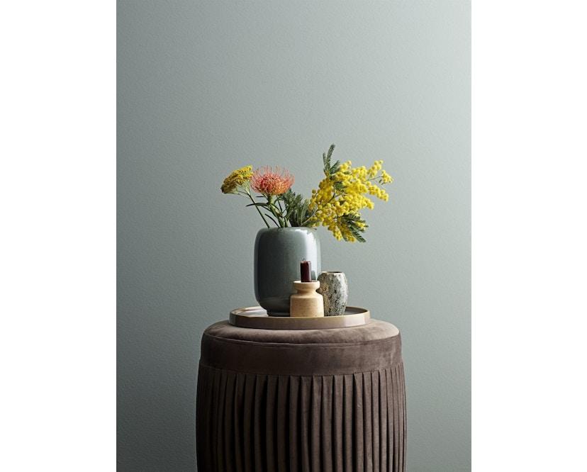 Bloomingville - Vase, Grün, Steinzeug - 2