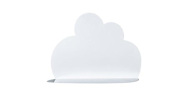 Bloomingville - Wolkenregal, weiß - 0
