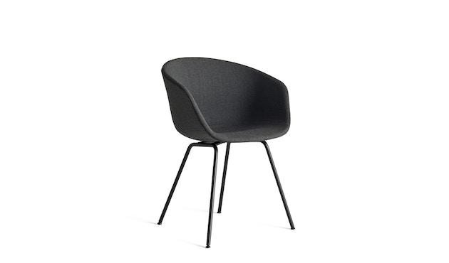 HAY - About A Chair AAC 27 - HAYKvadratRemix973 - HayAACPulverbeschichtetSchwarz - 1