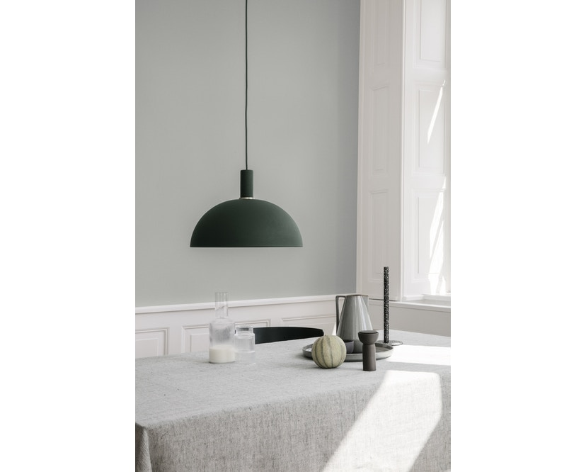 ferm LIVING - Collect Lighting - Dome - schwarz - 12