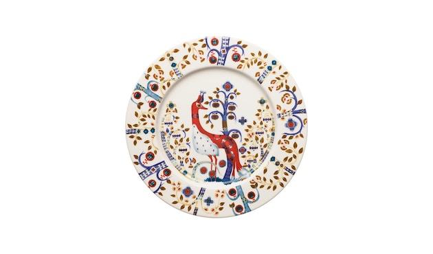 Iittala - Taika wit Teller, 22cm - weiß - 1