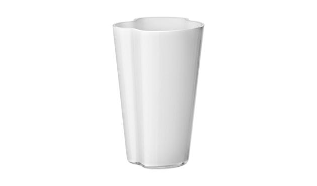 Iittala - Alvar Aalto Vase 22cm - weiß - 1