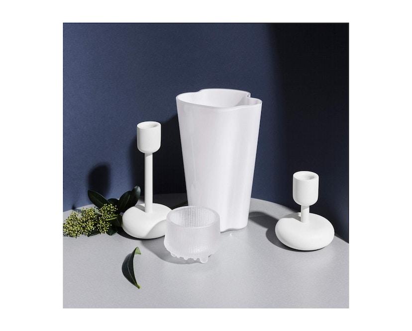 Iittala - Alvar Aalto Vase 22cm - weiß - 2