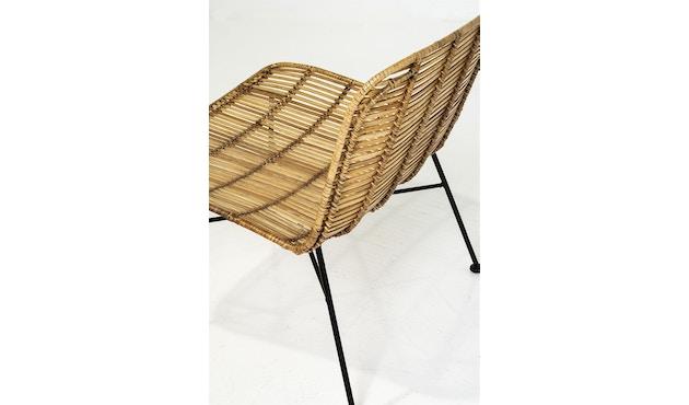 Bloomingville - Dom Chair, Natur mit Schwarz - 3