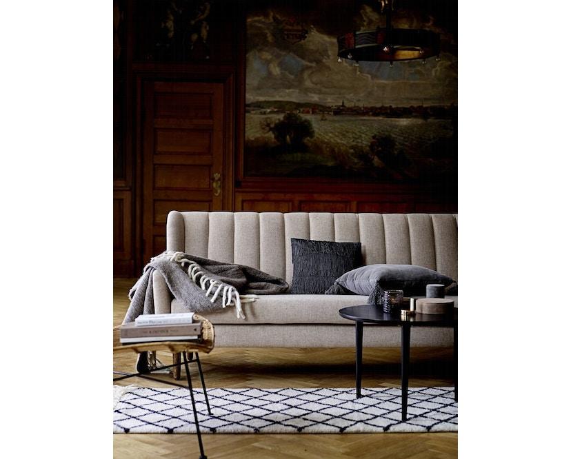 Bloomingville - Dom Chair, Natur mit Schwarz - 5