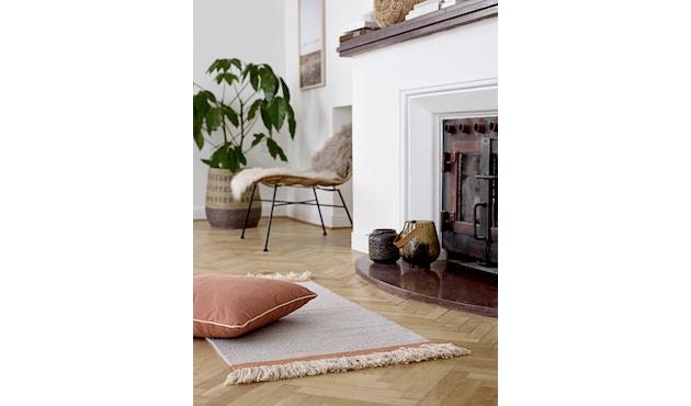 Bloomingville - Dom Chair, Natur mit Schwarz - 7